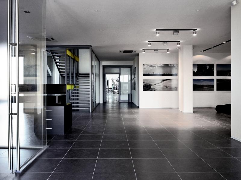 ingresso/spazio espositivo